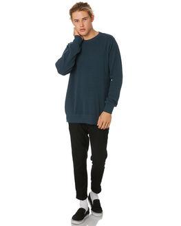 SLATE MENS CLOTHING BANKS KNITS + CARDIGANS - WKN0054SLT