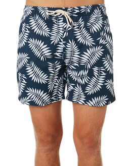 NAVY MENS CLOTHING ACADEMY BRAND BOARDSHORTS - 20S709NVY
