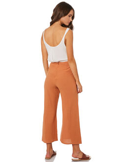 TAN WOMENS CLOTHING THE HIDDEN WAY PANTS - H8201201TAN
