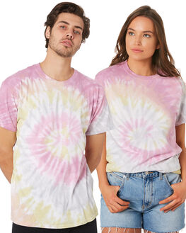 MULTI MENS CLOTHING DYED TEES - DY1001MITIDYE