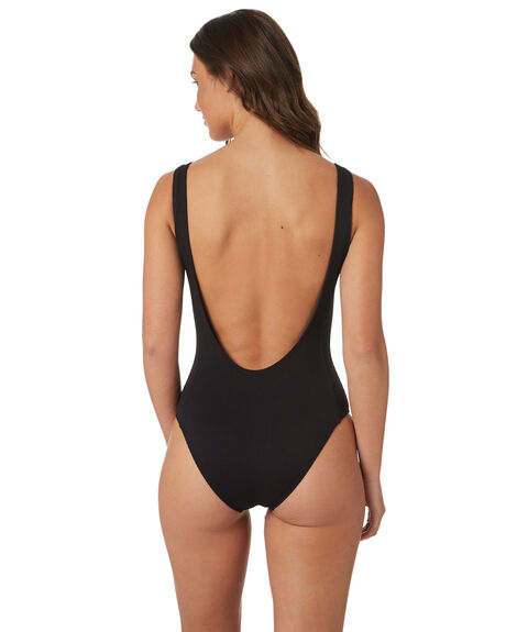 BLACK OUTLET WOMENS SWELL ONE PIECES - S8184338BLACK