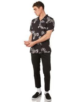 BLACK MENS CLOTHING ST GOLIATH SHIRTS - 4320018BLK