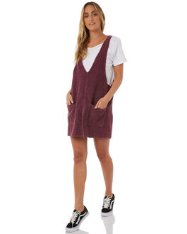 BLACK CHERRY WOMENS CLOTHING RUSTY PLAYSUITS + OVERALLS - DRL0894BCE