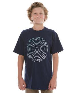 INDIGO KIDS BOYS VOLCOM TEES - C3531701IND