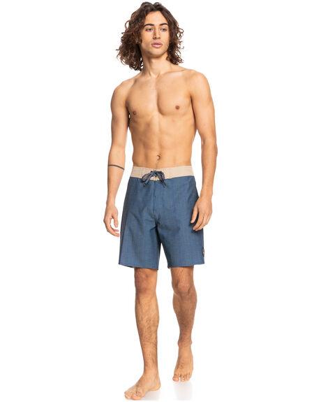 SARGASSO SEA MENS CLOTHING QUIKSILVER BOARDSHORTS - EQYBS04558-BSG7