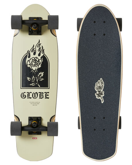 OFF WHITE ROSE BOARDSPORTS SKATE GLOBE COMPLETES - 10525386OWHT