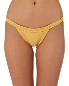 MARIGOLD WOMENS SWIMWEAR ZULU AND ZEPHYR BIKINI BOTTOMS - ZZ2230MBMRGLD