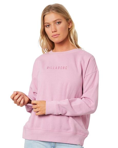 LILAC WOMENS CLOTHING BILLABONG JUMPERS - 6585763013