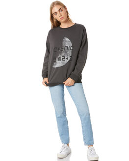 CHARCOAL WOMENS CLOTHING ALL ABOUT EVE JUMPERS - 6454068CHAR