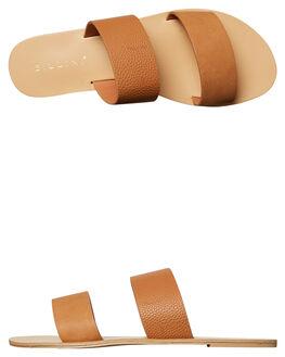 TAN PEBBLE WOMENS FOOTWEAR BILLINI FASHION SANDALS - S404TAN
