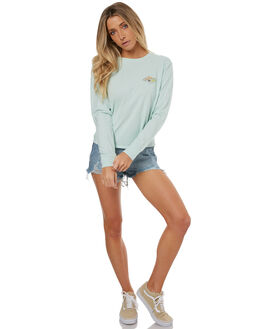 ALOE WOMENS CLOTHING BILLABONG TEES - 6572070A28
