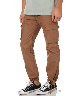 CAMEL MENS CLOTHING ZANEROBE PANTS - 713-TDKCAM