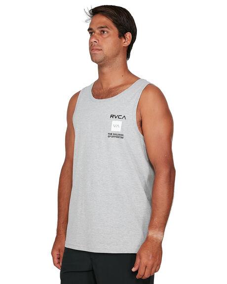 ATHLETIC MENS CLOTHING RVCA SINGLETS - RV-R305005-ATL