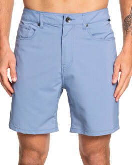 STONE WASH MENS CLOTHING QUIKSILVER SHORTS - EQYWS03592-BKJ0