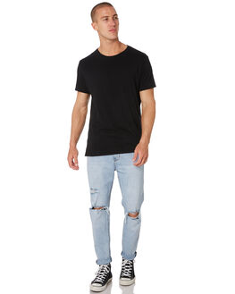 BOOGIE BUST MENS CLOTHING A.BRAND JEANS - 81351B4705
