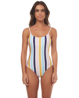MULTI WOMENS SWIMWEAR THE HIDDEN WAY ONE PIECES - H8174346MULTI