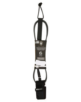 BLACK BLACK BOARDSPORTS SURF FK SURF LEASHES - 1280BLKBK