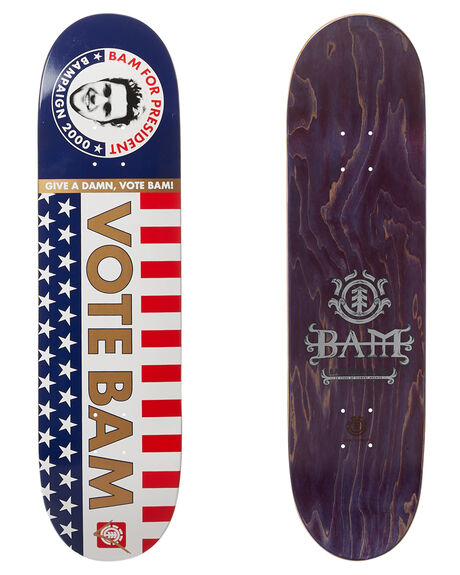 MULTI BOARDSPORTS SKATE ELEMENT DECKS - BDPRLBPZMULTI