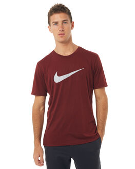 TEAM RED MENS CLOTHING NIKE TEES - 875339619