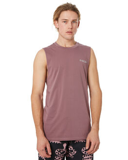 WASHED CLAY MENS CLOTHING O'NEILL SINGLETS - 5711112WCL
