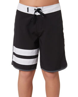 BLACK BLACK KIDS BOYS HURLEY BOARDSHORTS - BQ2500010