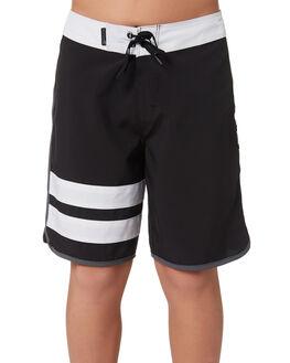44d87329bb BLACK BLACK KIDS BOYS HURLEY BOARDSHORTS - BQ2500010