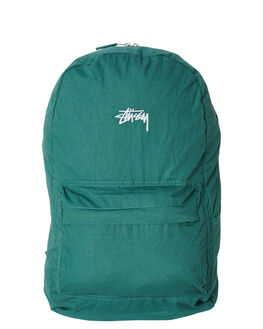 TEAL MENS ACCESSORIES STUSSY BAGS + BACKPACKS - ST705024TEAL