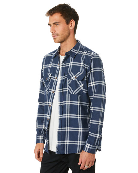 OBSIDIAN MENS CLOTHING HURLEY SHIRTS - BV1560451