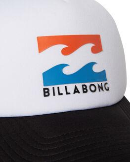 BLACK POP MENS ACCESSORIES BILLABONG HEADWEAR - 9681301ABKPOP