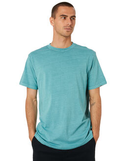 TEAL MENS CLOTHING RIP CURL TEES - CTESZ24821
