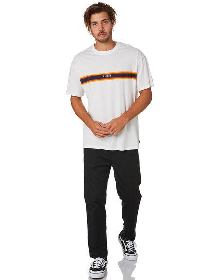 MILK MENS CLOTHING GLOBE TEES - GB01920008MILK