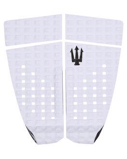 WHITE SURF HARDWARE FAR KING TAILPADS - 1224WHITE