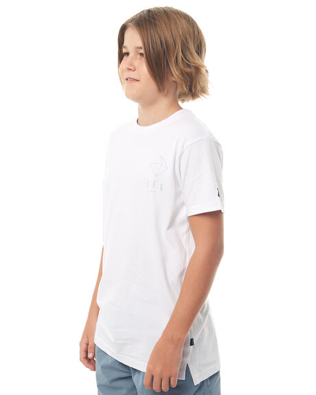 WHITE OUTLET KIDS ST GOLIATH CLOTHING - 2413000WHT