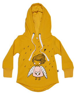 GOLD KIDS GIRLS KISSED BY RADICOOL JUMPERS + JACKETS - KR0916GLD