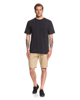 PLAGE MENS CLOTHING QUIKSILVER SHORTS - EQYWS03468-CKK0
