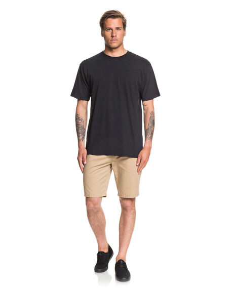 PLAGE MENS CLOTHING QUIKSILVER SHORTS - EQYWS03468-CKK0