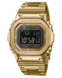eda2a33f7b30 FULL GOLD NEGATIVE MENS ACCESSORIES G SHOCK WATCHES - GMW-B5000GD-9DFGLD