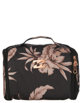 BLACK WOMENS ACCESSORIES BILLABONG BAGS - 6681255ABLK