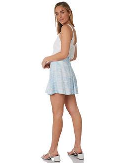 BLUE WOMENS CLOTHING TIGERLILY SKIRTS - T305284BLU