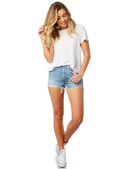 BRING TO LIGHT WOMENS CLOTHING LEVI'S SHORTS - 56327-0004BTL