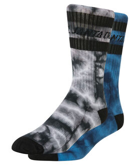 ASSORTED MENS CLOTHING SANTA CRUZ SOCKS + UNDERWEAR - SC-MZD8071ASST