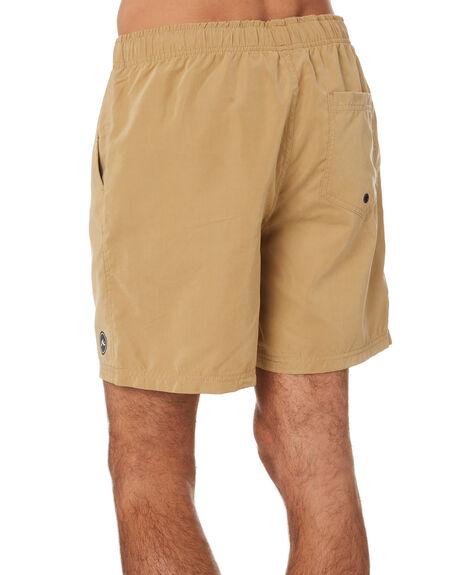 CAMEL MENS CLOTHING RUSTY BOARDSHORTS - BSM1422CAM