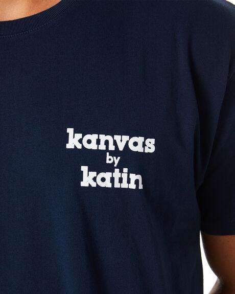 NAVY OUTLET MENS KATIN TEES - TSKMAN03NVY