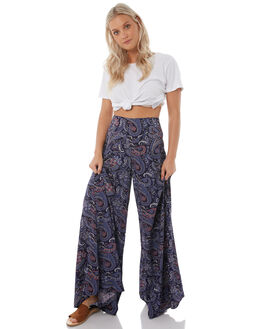 INDIGO WOMENS CLOTHING TIGERLILY PANTS - T385370IND