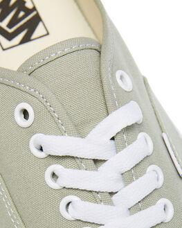 DESERT SAGE WHITE WOMENS FOOTWEAR VANS SNEAKERS - SSVNA38EMU62GRNW