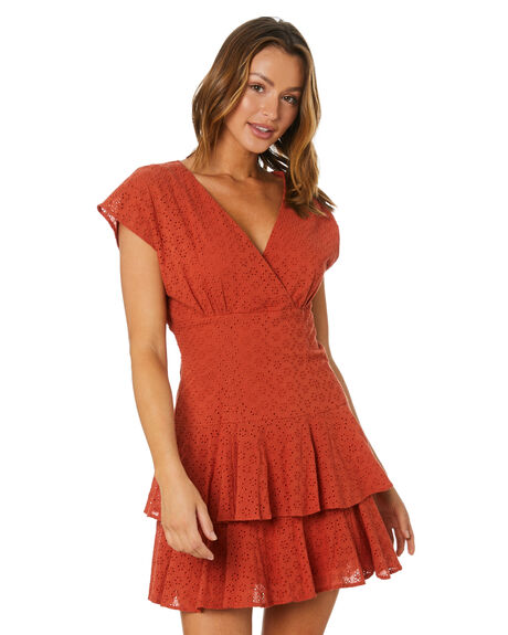 BERRY WOMENS CLOTHING MINKPINK DRESSES - MP2005466BERRY