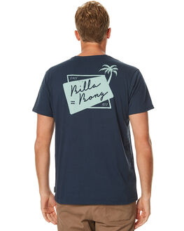 DARK SLATE MENS CLOTHING BILLABONG TEES - 9571064DS8