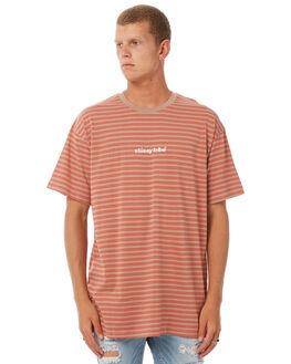 TERRACOTTA MENS CLOTHING STUSSY TEES - ST073101TCTA