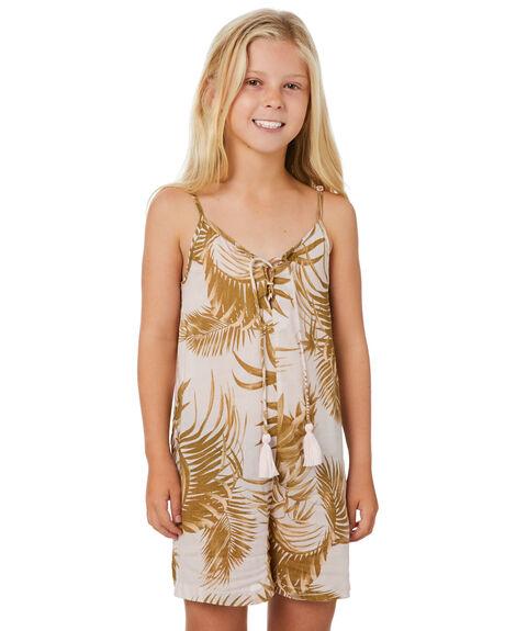 LILAC KIDS GIRLS RIP CURL DRESSES + PLAYSUITS - JDRBN10108