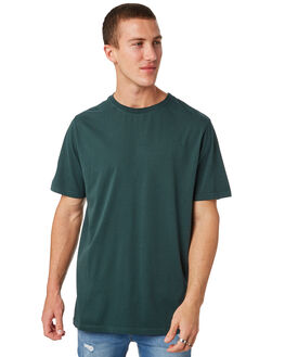 GREEN MENS CLOTHING SILENT THEORY TEES - 40X0024.GRNGRN